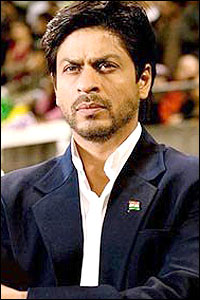 Shahrukh's detention